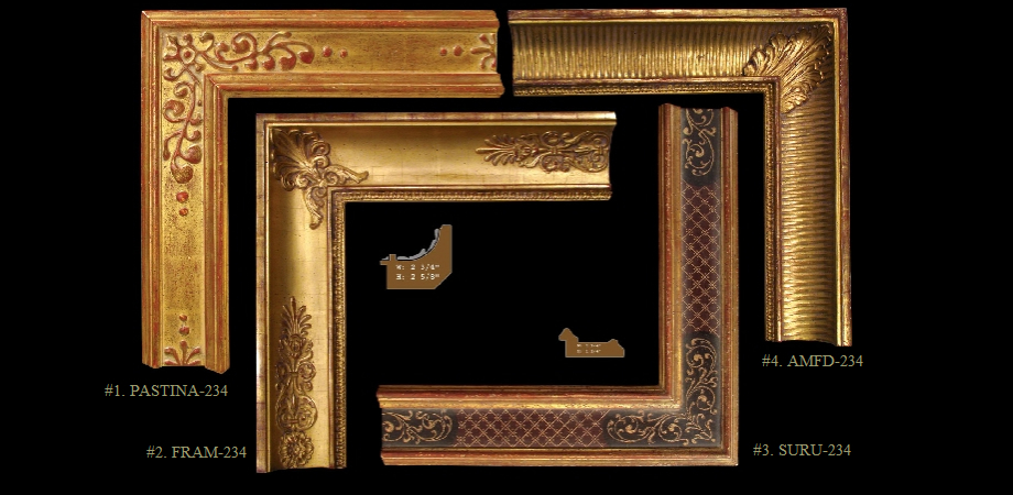 American Choice, Antique Picture Frames Reproductions, Antique